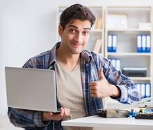Computer Hardware Repair And F...