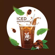 Cold Brewed Coffee Takeaway Cu...