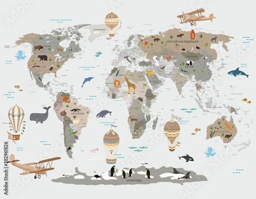 mapa-swiata-dla-dzieci-mapa-swiata-dla-dzieci