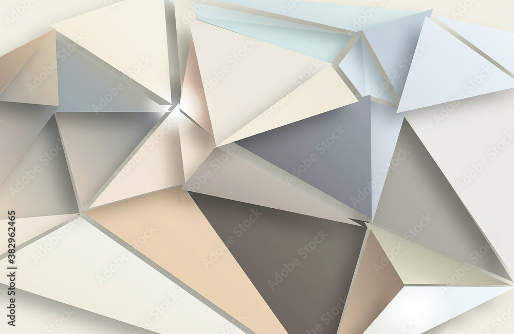 abstract photo Wallpaper, geometric lines background