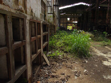 Old Abandoned Sugar Mill