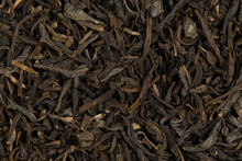 Dried Tea Leaves Background Te...