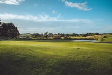 Golf Course Landscapes Of Mount Compass Golf Course, South Australia, Australia