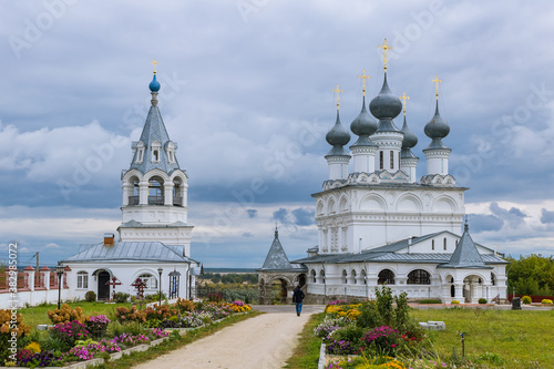 Convent in the city of Murom - Russia