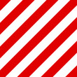 background red and white stripes at an angle