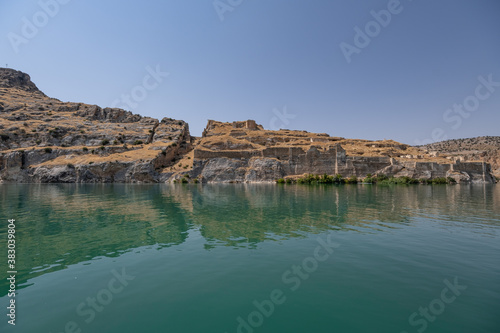 Fotografie, Obraz turkey beautiful views of the spectacular geography and historical and touristic