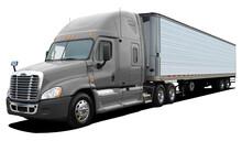 Large American Modern Truck Wi...