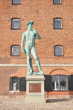 Replica Statue Of Michelangelo...