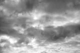 Fototapeta Na sufit - Grey clouds sky