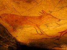 Fawn New Altamira Cave