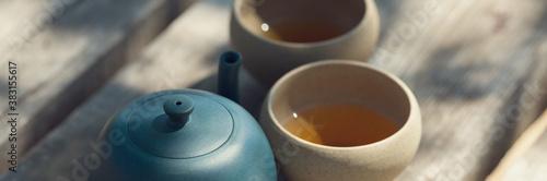 Fotografía Chinese tea ceremony