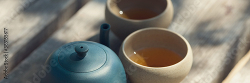 Foto Chinese tea ceremony