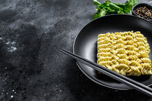 Dry, Raw Quick Cooking Noodle,...