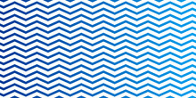 Abstract Geometric Line Pattern Seamless Blue Diagonal Line On White Background. Summer Vector Design.