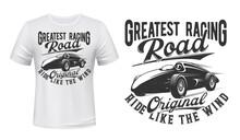 Vintage Racing Roadster T-shir...