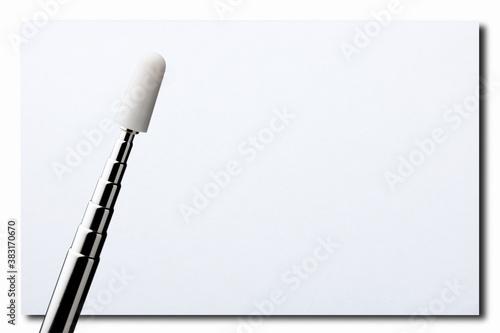 Photographie 指示棒とホワイトボード