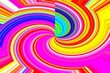 colorful lines with pattern background