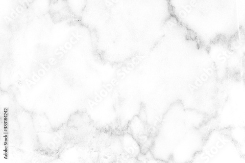 Fotografie, Tablou Marble granite white background wall surface black pattern graphic abstract light elegant gray for do floor ceramic counter texture stone slab smooth tile silver natural for interior decoration