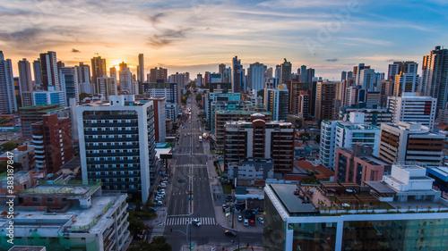 Fotografía João Pessoa, cidade onde o sol nace primeiro! A capital da Paraíba, Brasil!