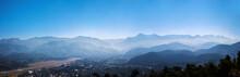 Panoramic View Of Beautiful Mo...