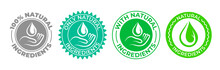 Natural Ingredients Product Ic...