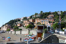 The Small Port Of Arenzano, A ...