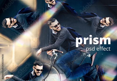 Obraz Prism Photo Effect - fototapety do salonu