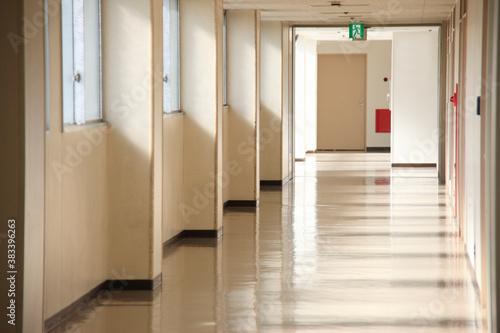 Obraz na plátně 病院の廊下