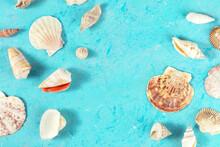 Ocean Design Template With Cop...