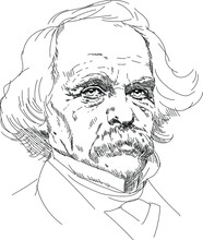 Nathaniel Hawthorne - One Of The First And Most Recognized Masters Of American Literature