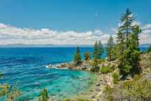 Views Of Lake Tahoe In The Sum...