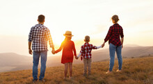 Happy Family: Mother, Father, ...