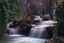 Dazzling Cascades In Legendary...