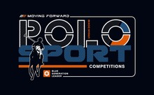 POLO SPORT COMPETITION Modern ...