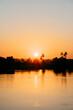 Sunset at Nile
