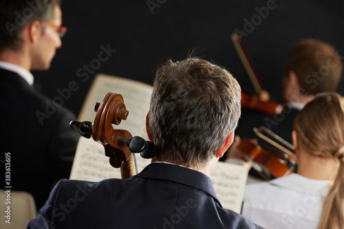 Canvastavla Classical music