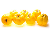 Group Of Quinces Pear