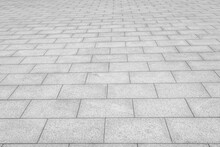 A Pavement Made Of Slate.