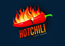 Hot Chili Fire Food Cooking Re...