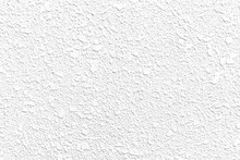 Rough Patterned White Cement Wall Texture And Seamless Background