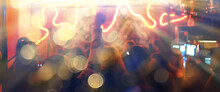 Blurred Background Rock Concer...