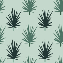Simple Seamless Pattern With S...