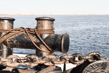 Maritime Hemp Rope And Chain M...