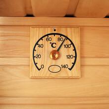 Wooden Thermometer - Temperature In Sauna