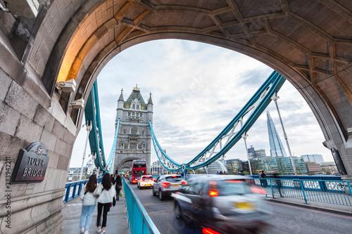 tower bridge in london Wallpaper Mural