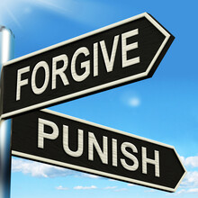 Forgive Punish Signpost Means ...