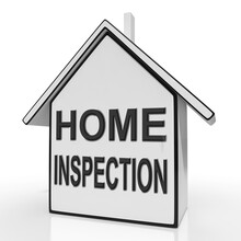 Home Inspection House Means As...