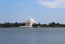 Thomas Jefferson Memorial, Washington DC,United States Of America.