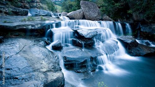 Drakensberg waterfall