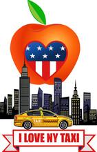 Taxi NY- Big Apple